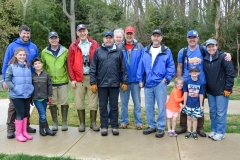 2018 CJ Creek Cleanup