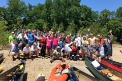 2018 Potomac River Canoe Trip