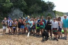 2019 Potomac River Canoe Trip