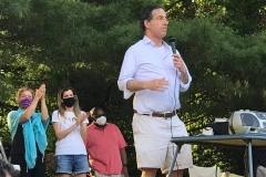 BLM Rally August 2020 - Congressman Raskin