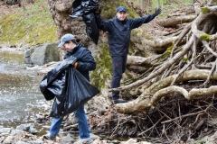 Creek Cleanup 2018