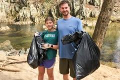 Creek Cleanup 2019