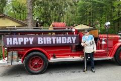 Danny Harris 95th Birthday Party 2020